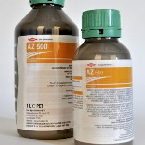 az 500 (7573P/B) herbicide 500ml kiemende onkruiden grasland bodemherbicide