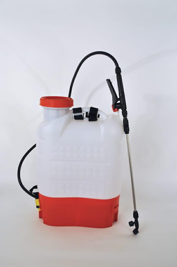 batterij rugsproeier interne accu batterij