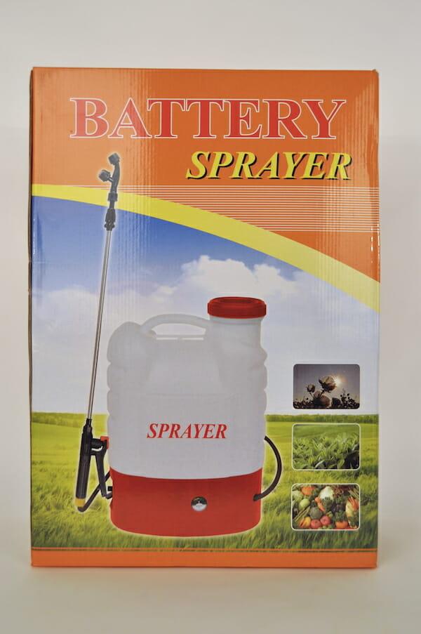batterij rupsproeier interne accu batterij