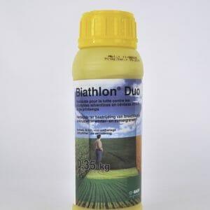 biathlon duo (10263P/B) florasulam tritosulfuron herbicide eenjarige doorlevende breedbladigen ereprijs