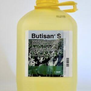 butisan s (7362P/B) metazachloor 5 liter selectief herbicide eenjarige onkruiden