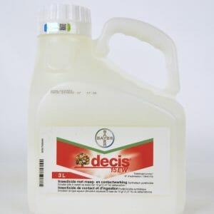 decis 15 ew (10646P/B) deltamethrin decis insecticide bladluizen contactwerking