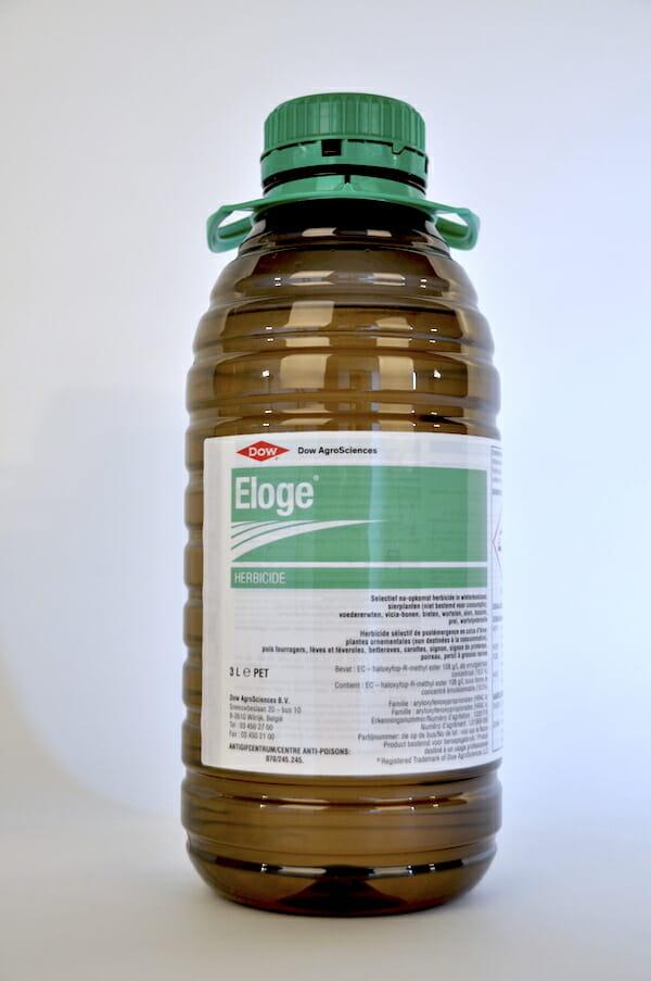 eloge (10261P/B) haloxyfop-p-methyl herbicide grasachtige onkruiden eenjarige