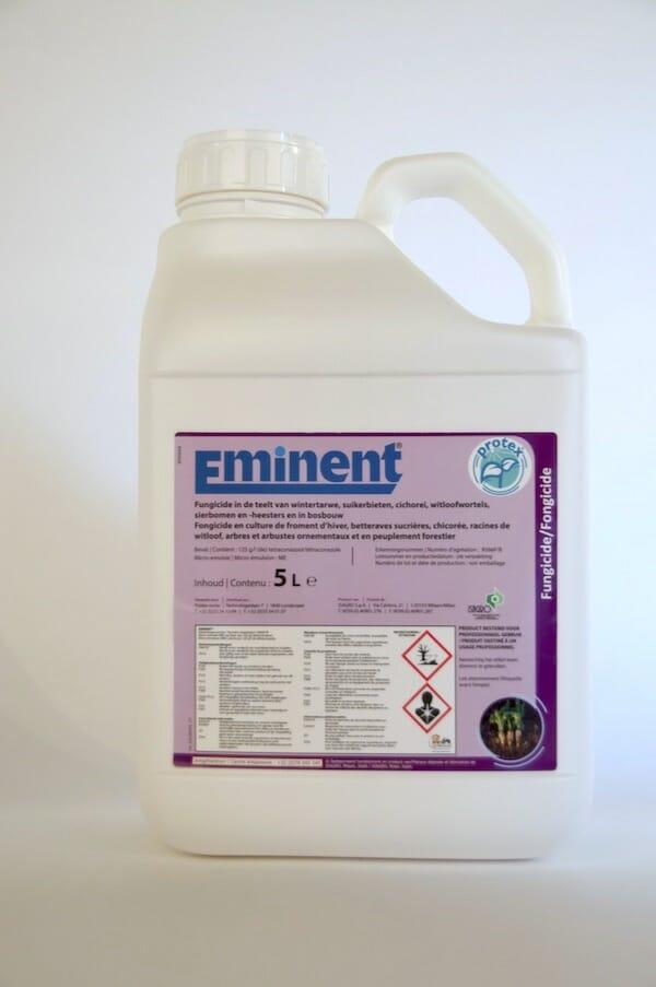 eminent (9566P/B) 5 liter fungicide tetraconazool volutella cylindrocladium meeldauw