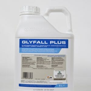 glyfall plus (10512P/B) totaalherbicide systemische onkruiden glyfall herbicide