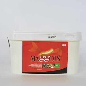 maggots (1716B) biocide insecticide vliegen larven maden insectengroeiregulator