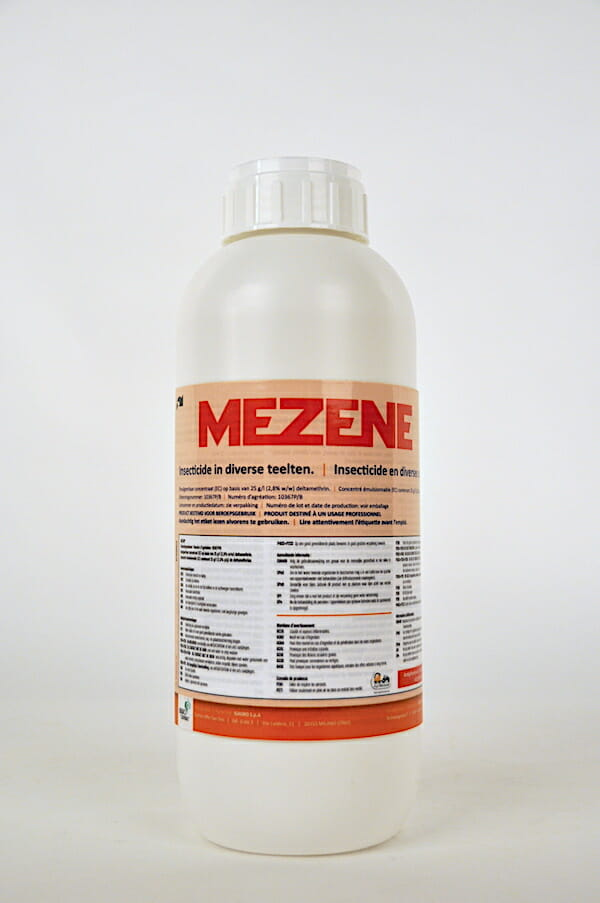 mezene (10367P/B) insecticide maagwerking contactwerking deltamethrin