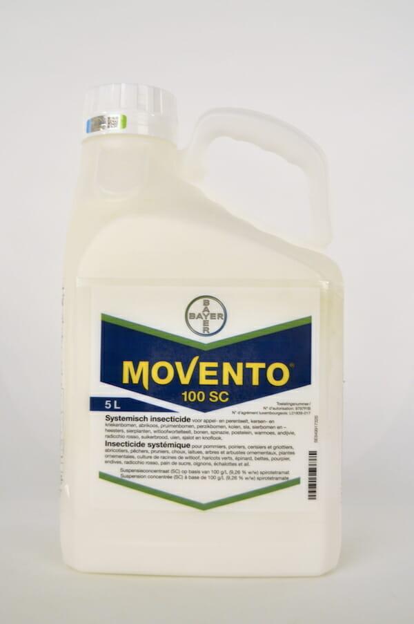 movento 100 sc (9797P/B) inseciticide systemisch bladluizen wolluizen dop-