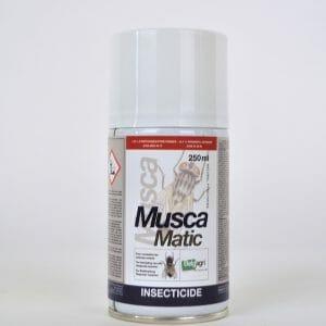 muscamatic (9807B) 250ml biocide insecticide insecten contactwerking vliegen
