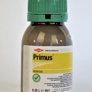 primus (9074P/B) 250ml florasulam selectief bladherbicide systemische gewasbeschermingsmiddel onkruiden