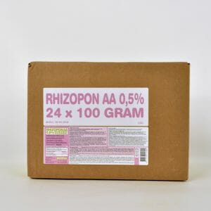 rhizopon aa poeder (10795P/B) groeiregulator gebruiksklaar stekpoeder indolylboterzuur beworteling