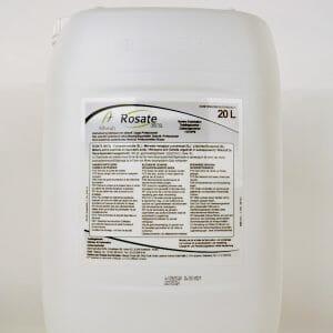 rosate (10570P/B) 20 liter glyfosaat grassen onkruiden onkruidbestrijdingsmiddel
