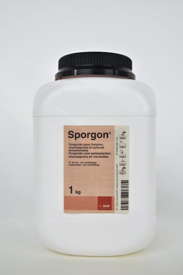 sporgon (7444P/B) prochloraz bladvlekkenziekten bodemschimmels schimmels fungicide