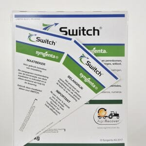 switch (8893P/B) cyprodinil fludioxonil fungicide fungicide botrytis schimmel bloesemsterfte