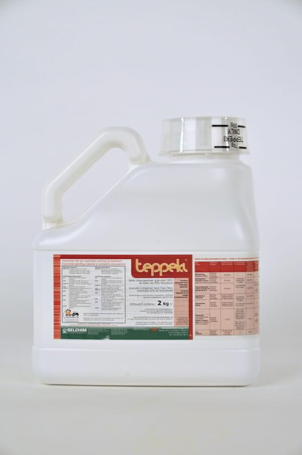 teppeki (9526P/B) systemisch insecticide bladluizen flonicamid