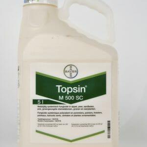 topsin m 500sc thiofanaat-methyl veelzijdig systemisch fungicide