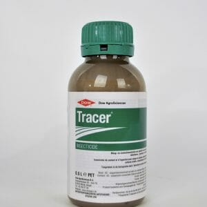 tracer (9275P/B) spinosad insecticide contactinsecticide maag trips rupsen