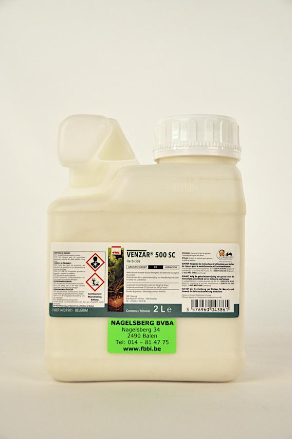 venzar (9696P/B) lenacil herbicide selectief herbicide onkruiden mossen