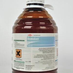 bonalan (7186P/B) benfluralin herbicide selectief eenjarige onkruiden