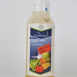 confidor export imidacloprid systemisch insecticide maag contactwerking