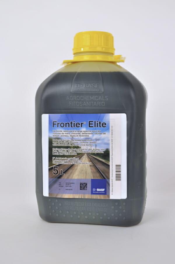 frontier elite (9387P/B) dimethenamide-p herbicide onkruiden eenjarige grassen tweezaadlobbige