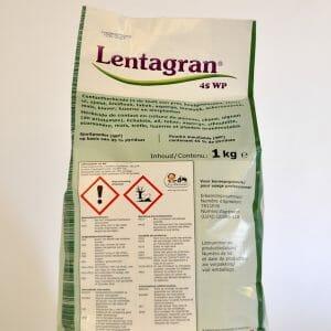 lentagran 45 wp (7911P/B) pyridaat herbicide selectief eenjarige tweezaadlobbige