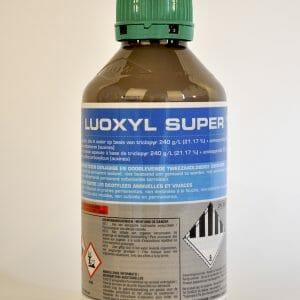 luoxyl super (9808P/B) triclopyr aminopyralide selectief herbicide permanent weiland