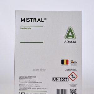mistral (8936P/B) selectief herbicide metribuzin grassen onkruiden