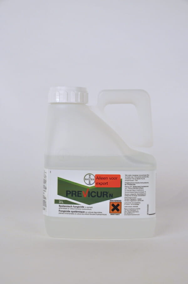 previcur n (export) propamocarb systemisch fungicide schimmel pythium