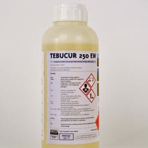tebucur 250 ew (10172P/B) tebuconazool systemisch fungicide preventieve curatieve breedwerkend