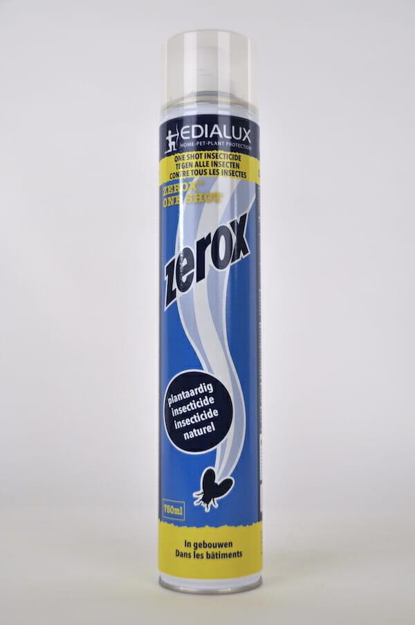 zerox one shot (BE REG-00202) biocide insecticide vliegende kruipende insecten